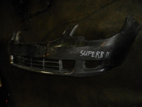 Бампер передний Skoda Superb 2008>
