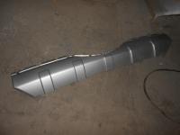 Накладка заднего бампера MMC Pajero