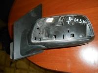 Зеркало Ford Fusion без накладки