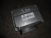 Блок управления раздаткой  Touareg 0AD927755AB