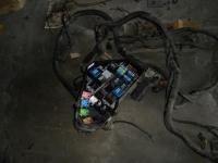 Монтажный блок с проводкой VW Touareg