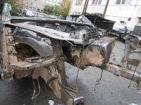 Передняя часть кузова Volkswagen Touareg