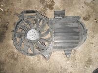 Вентилятор радиатора A4B7 с реле управления