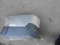 Угловая часть заднего бампера левая MMC Pajero