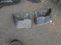 Брызговики задние Subaru Forester (к-т)