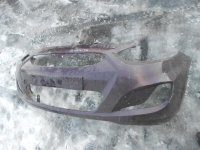 Бампер Hyundai Solaris передний