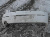 Бампер задний Mazda3