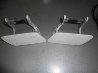 Заглушки омывателя фар Audi A4B8 (к-т)