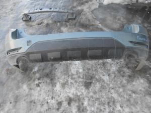 Бампер задний Subaru Forester