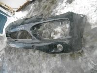 Бампер передний Porsche Cayenne 2010 >