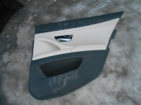 Обшивка задней правой двери BMW 5 серия F10