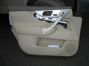 Обшивка передней левой двери Infiniti FX