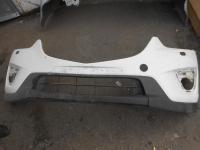 Бампер передний  Mazda CX-5 (белый)
