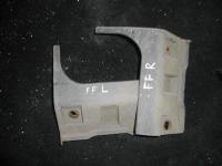 К-т накладок на пороги Ford Focus II