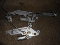 Комплект механизмов стеклоочистителей задних распашных дверей T4