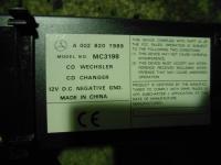 CD-чейнджер Mercedes W220 1998-2005