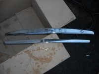 Накладки на крышку багажника Infiniti EX 25