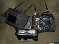 DVD+ мониторы в штатных подголовниках W210