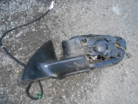 Корпус левого зеркала VW Jetta 2006> 5CU857387