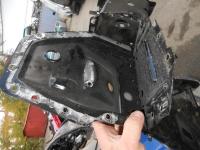Лонжерон передний BMW X5 E70  41117174457