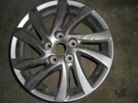 Диск колесный Toyota Camry V50 2011>