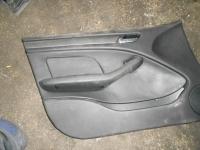 Обшивка передняя левая Е46