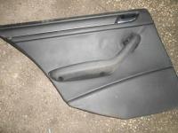 Обшивка задняя левая Е46