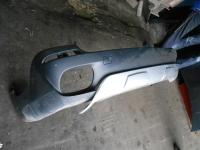 Бампер задний BMW X5 ниж. часть
