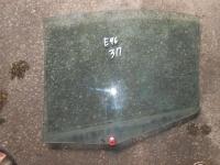 Стекло двери задней правой E - 46