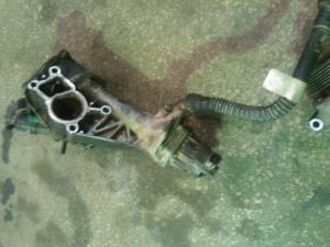 Блок термостата Opel Insignia A20DTH