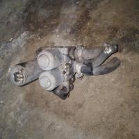 Клапана отопителя W140