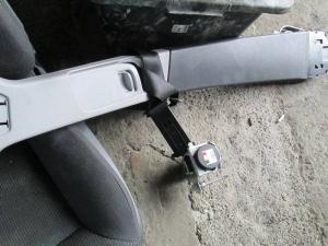 Комплект облицовок центральной стойки кузова Astra H