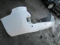Бампер задний TLC 200 белый