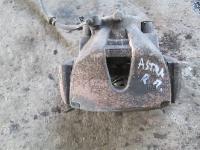 Суппорт передний правый Astra H