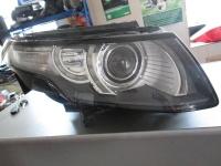 Фара правая ксенон с блоком розжига Range Rover Evoque