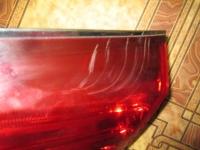 Фонарь правый в крышку багажника LX 570