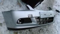 Бампер передний  Almera (G15)