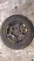 Запасное колесо W203 (оригинал)