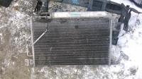 Радиатор кондиционера W203 рестайл.