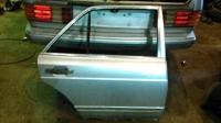 Дверь задняя правая Mercedes W126 1979-1991