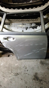 Дверь задняя правая Subaru Outback (B14) 60409-AJ105-9P