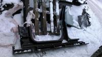 Часть боковины правой BMW 5 серия F10