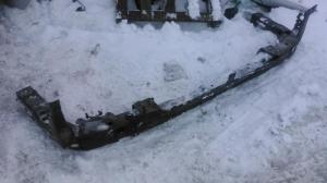 Усилитель бампера Volvo TRUCK FH 2008>