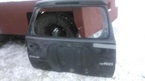 Дверь багажника Suzuki Grand Vitara 2006>