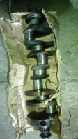 Вал коленчатый W126 M116
