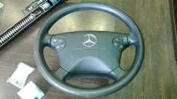 Рулевое колесо W210 рестайл.