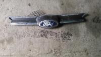 Накладка на бампер Ford Focus 3
