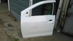 Дверь передняя левая Renault Logan II 2014>