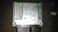 Блок управления ДВС ОМ646 W203