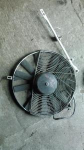 Вентилятор кондиционера W126